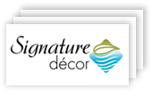 Signature decor